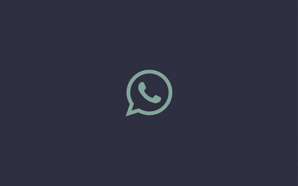 logótipo do whatsapp
