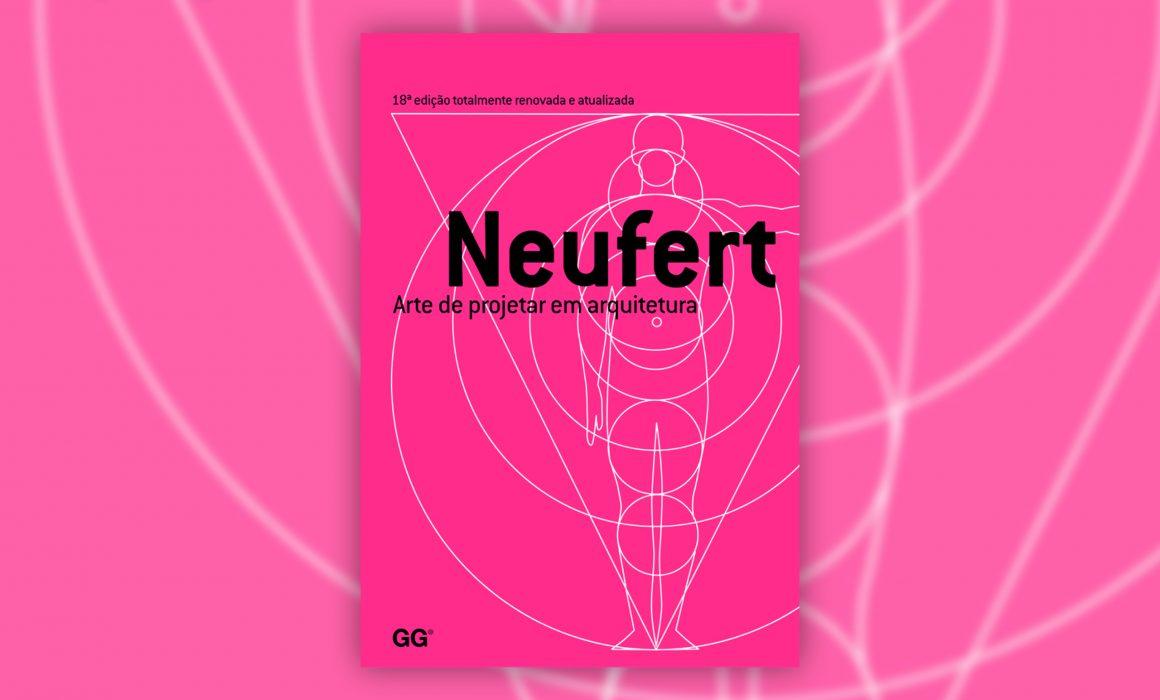 Capa de livro: Arte de projetar em arquitetura